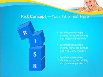 Brush Up Teeth PowerPoint Templates - Slide 61