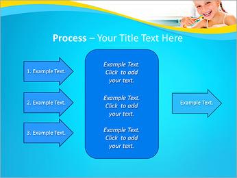 Brush Up Teeth PowerPoint Templates - Slide 65