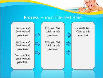 Brush Up Teeth PowerPoint Templates - Slide 66
