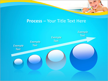 Brush Up Teeth PowerPoint Templates - Slide 67