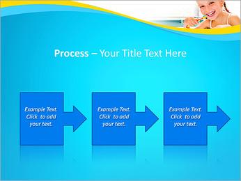 Brush Up Teeth PowerPoint Templates - Slide 68