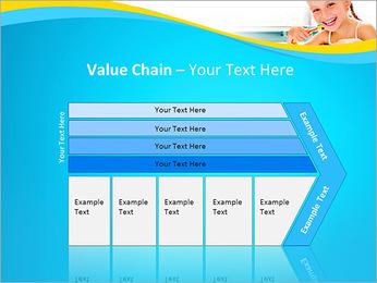 Brush Up Teeth PowerPoint Templates - Slide 7