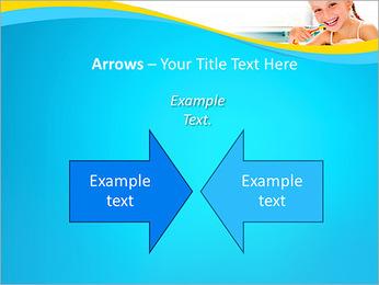 Brush Up Teeth PowerPoint Templates - Slide 70