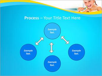 Brush Up Teeth PowerPoint Templates - Slide 71