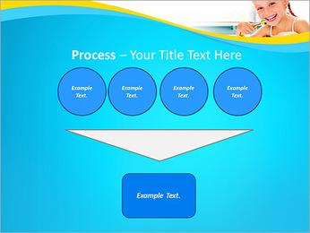Brush Up Teeth PowerPoint Templates - Slide 73