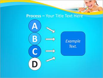 Brush Up Teeth PowerPoint Templates - Slide 74