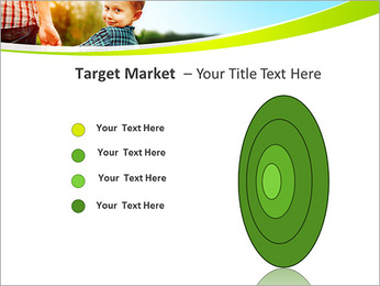 Walk With Kid PowerPoint Template - Slide 64