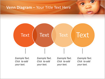 Afro American Baby PowerPoint Templates - Slide 12