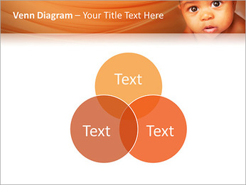 Afro American Baby PowerPoint Templates - Slide 13