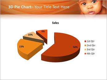 Afro American Baby PowerPoint Templates - Slide 16