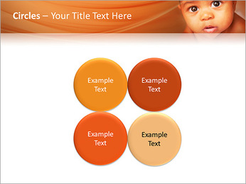 Afro American Baby PowerPoint Templates - Slide 18