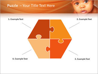 Afro American Baby PowerPoint Templates - Slide 20