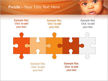 Afro American Baby PowerPoint Templates - Slide 21