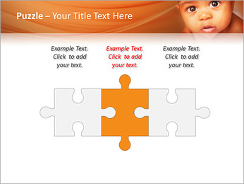 Afro American Baby PowerPoint Templates - Slide 22