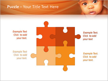 Afro American Baby PowerPoint Templates - Slide 23