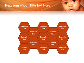 Afro American Baby PowerPoint Templates - Slide 24