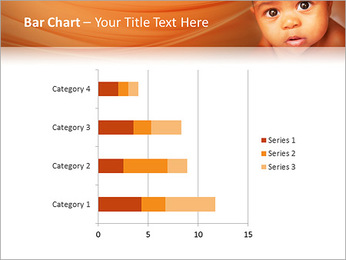 Afro American Baby PowerPoint Templates - Slide 32