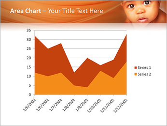Afro American Baby PowerPoint Templates - Slide 33