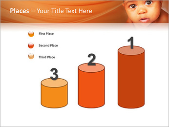 Afro American Baby PowerPoint Templates - Slide 45