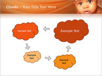 Afro American Baby PowerPoint Templates - Slide 52
