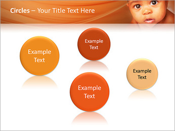 Afro American Baby PowerPoint Templates - Slide 57