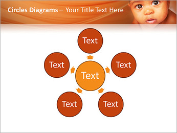 Afro American Baby PowerPoint Templates - Slide 58