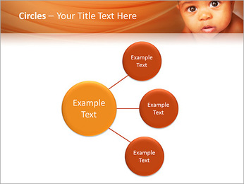 Afro American Baby PowerPoint Templates - Slide 59