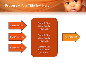 Afro American Baby PowerPoint Templates - Slide 65