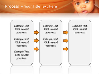 Afro American Baby PowerPoint Templates - Slide 66
