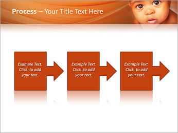 Afro American Baby PowerPoint Templates - Slide 68