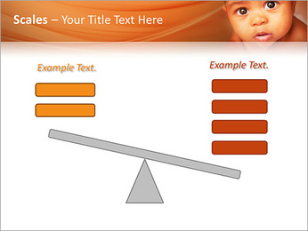 Afro American Baby PowerPoint Templates - Slide 69
