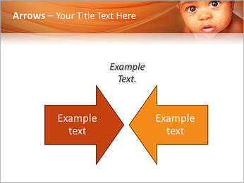 Afro American Baby PowerPoint Templates - Slide 70