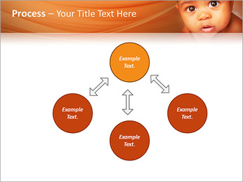 Afro American Baby PowerPoint Templates - Slide 71