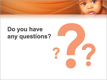 Afro American Baby PowerPoint Templates - Slide 75