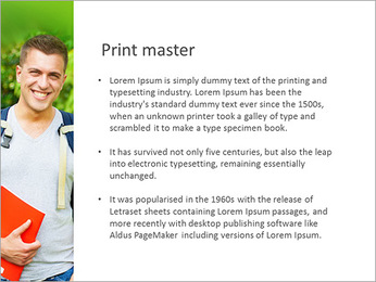 University Years PowerPoint Templates - Slide 76