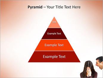 Quarreling Couple PowerPoint Templates - Slide 10