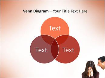 Quarreling Couple PowerPoint Templates - Slide 13