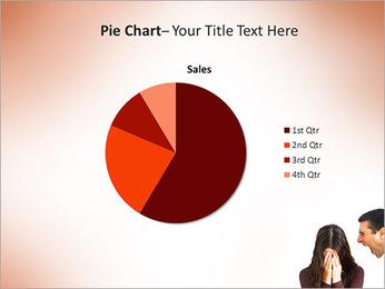 Quarreling Couple PowerPoint Templates - Slide 16