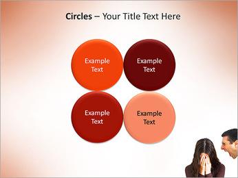 Quarreling Couple PowerPoint Templates - Slide 18