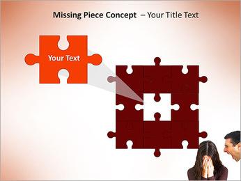 Quarreling Couple PowerPoint Templates - Slide 25