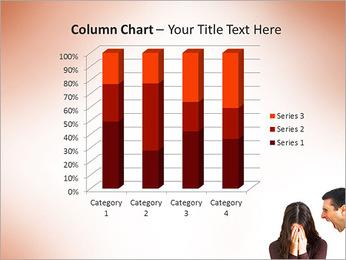 Quarreling Couple PowerPoint Templates - Slide 30