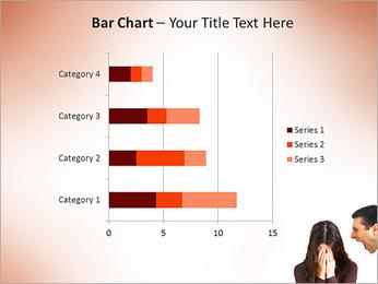 Quarreling Couple PowerPoint Templates - Slide 32