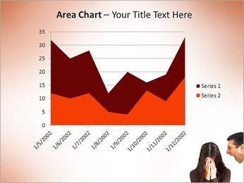 Quarreling Couple PowerPoint Templates - Slide 33