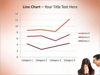 Quarreling Couple PowerPoint Templates - Slide 34
