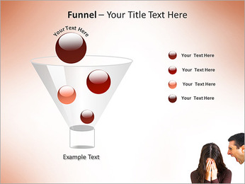 Quarreling Couple PowerPoint Templates - Slide 43