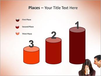 Quarreling Couple PowerPoint Templates - Slide 45