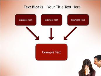 Quarreling Couple PowerPoint Templates - Slide 50