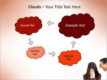 Quarreling Couple PowerPoint Templates - Slide 52