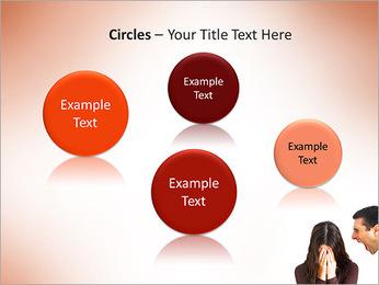 Quarreling Couple PowerPoint Templates - Slide 57