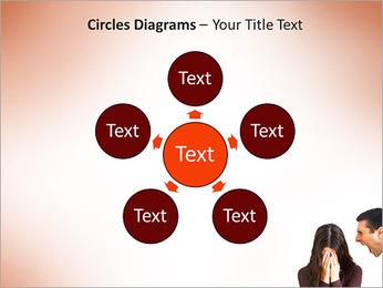 Quarreling Couple PowerPoint Templates - Slide 58